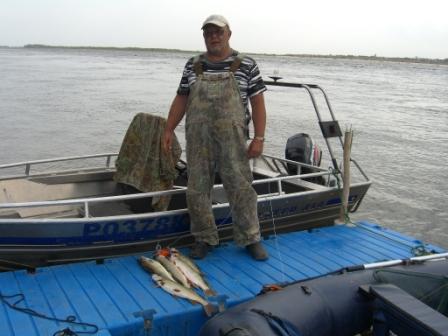 База отдыха для рыбалки на Ахтубе недорого